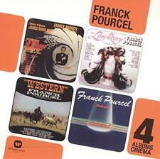 Franck Pourcel - Coffret 4 CD Cinéma (NEW 4CD)