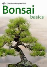 Bonsai Basics by Colin Lewis (2009, Paperback)
