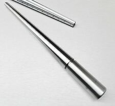 Ring Mandrel Solid Steel Jewelry Making Sizer Grooved Graduated Marked Size 1-15
