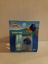 Disney Family Crafts FINDING DORY NEMO Washi Tape Set ~ NEW