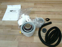 Vokera 412 80/125 Concentric Adaptor Kit With Siphon & Clamps.