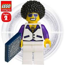 LEGO 8684 Minifigures Series 2 - No.13 Disco Dude Minifigure