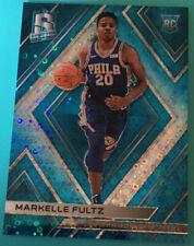 2017 Panini Spectra Markelle Fultz RC 84/99 Prizm Rookie SP 76ers