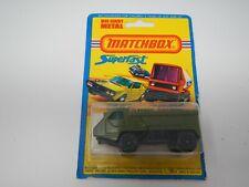 Matchbox SuperFast Personnel Carrier No. 54 (7)