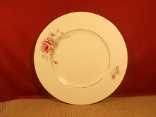 Royal Worcester China Worcester Rose  Pattern Dinner Plate 10 3/4""