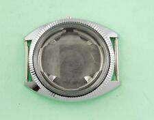 Swiss VIALUX watch case stainless steel back anti magnetic #C002# inner:28.40mm