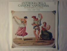 LP Antologia della canzone napoletana attraverso gli anni vol 5 (1917 - 1920) lp