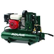 Rolair 6.5-HP 9-Gallon Gas Wheelbarrow Air Compressor w/ Honda Engine