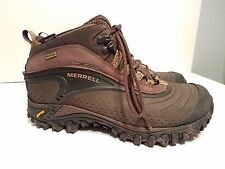 MERRELL SNOWMOTION 6 Men 9-M WATERPROOF Insulated Winter Snow Rain Boots Shoes