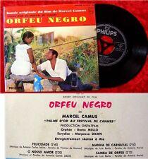 EP Orfeu Negro - Soundtrack des Marcel Camus Films