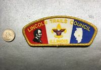 Boy Scouts Of America BSA Lincoln Trails Council Illinois Patch