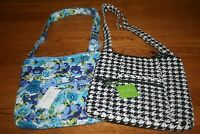 Vera Bradley HIPSTER cross body purse bag shoulder tote adjustable  Retired