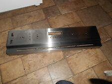 Jenn-Air WW27210P oven stainless steel control panel 71001473