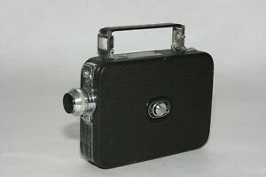 Cine Kodak 8 Model 60, Kodak AG, 8mm Filmkamera mit Kodak Anastigmat 1,9/13mm