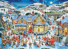 NEW! Ravensburger Which Ones Santa 1000 piece christmas jigsaw puzzle 19773