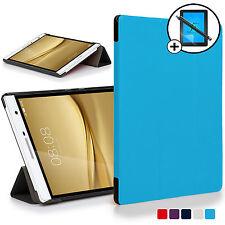 Blue Smart Case Cover Shell Huawei MediaPad T2 7.0 Pro / M2 7.0 Scrn Prot Stylus