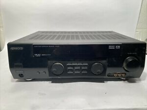 Kenwood VR-507 AV Receiver Amplifier Tuner Stereo CS-5.1 6ch Dolby Digital