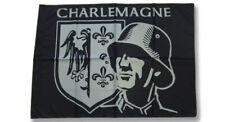 POLYESTER FLAG CHARLEMAGNE