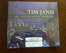 Tim Janis: An Enchanted Evening (CD/DVD Combo) * BRAND NEW *