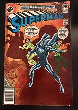 SUPERMAN #339 Sept 1979 DC Comics  ***GREAT SHAPE!!!***