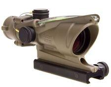 Trijicon ACOG 4x32 Green Crosshair .223 FDE 100380