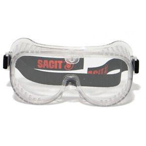 Lunettes de protection Panavision SACIT équipée de verres transparents incolores