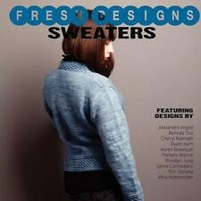 Fresh Designs Sweaters by Okey, Shannon -Paperback