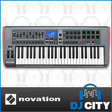 Novation Impulse 49 Professional Production 49 Key Midi Keyboard with Include...