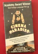 Cinema Paradiso (Vhs 1999) - Trailer and Full Screener
