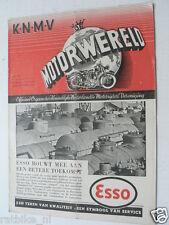 DMW 1948-10,PANTHER 250CC,JAWA DEALERS BEERS,DOYER,HOLST BEZOEK FABRIEK VLIEGTUI