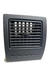 2005-2007 Dodge Magnum / Charger PASSENGER Dash Right Heat Air Vent Trim OEM