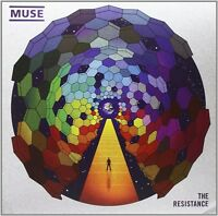 MUSE - THE RESISTANCE 2 VINYL LP NEW!