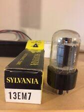 Sylvania 13EM7 Electronic (Vacuum) Tube (NOS) Original Box