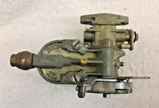 Zenith 26VEHG Carburettor Lister/Jap