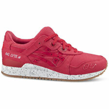 Scarpe da donna rossi marca ASICS Numero 40,5