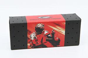 Oakley Limited Edition Ducati Corse X Metal Juliet Sunglasses Black Iridium Red