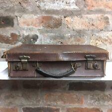 Vintage Mini Suitcase / Attaché Case