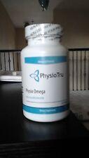 Physio Tru Advanced Formula Omega Fish Oil : 60 softgels  (one month supply)
