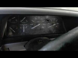Speedometer Head Only MPH Fits 89-92 RANGER 45990