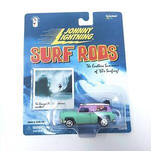 Johnny Lightning ~ Surf Rods ~ Series 2 ~ Waimea Mamas ~ NIP