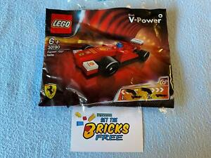 Lego Racers 30190 Ferrari 150 Italia Polybag New/Sealed/Retired/Hard to Find