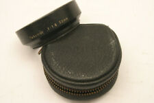 Pentax Takumar 55mm F1.8 Lens hood. 49mm screw in