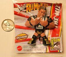 Mattel WWE Rumblers Rampage Action Figure The MIZ 2013 San Diego Comic Con