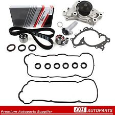 Timing Belt Tensioner New Water Pump Valve Cover Kit For 94-03 Toyota Lexus 3.0L