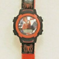 MZ Berger Spider Man 2 Digital Watch with strap band (Battery not included)