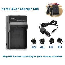 Battery Charger for Panasonic CGR-DU06 CGR-DU07 VSK0651B VW-AD11E VW-AD11EB