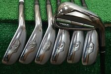 Taylor Made RBZ Max Graphite Iron Set Regular Flex Irons 4-PW 0523922*