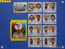 Panini★WM 2002 WorldCup WC 02★Team Tunesien komplett / Tunisia complete set