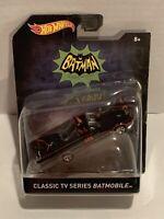 Hot Wheels Batman Classic TV Series Batmobile 1:50 Scale DC Comics New 2015