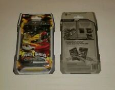 Power Rangers Guardians of Justice TCG Booster Packs x2